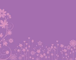 This is a Pink Flower Background very elegant for PPT presentations. The background contains many pink blooms and is suitable for florist online presentations but also for sharing love with family and friends. The flower backgrounds in PPT templates can be used in combination with other templates to create colorful and elegant PowerPoint presentations, for example in classroom or couching rooms.