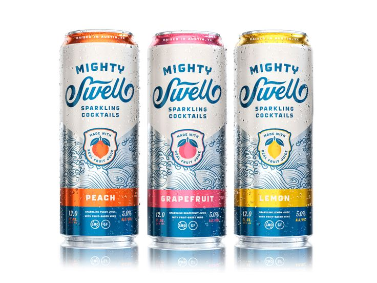 Mighty Swell Cocktails