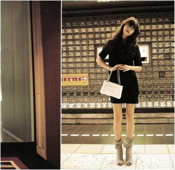 일일이 : 샤넬 CHANEL 패션화보 (에이브릴라빈, 클라우디아쉬퍼, 엠마왓슨, 려원, 김민희)