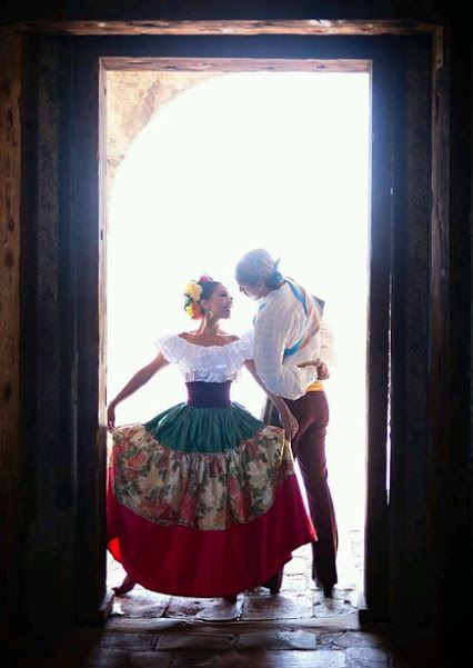 Baile de #México! Eliza Bracho Mexico dance! Tour By Mexico - Google+