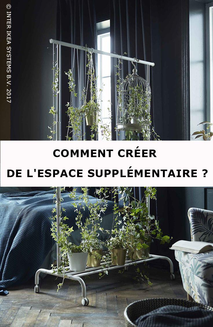 vous souhaitez ajouter de l 39 espace dans votre maison des plantes suspendues aux pots ajoutez. Black Bedroom Furniture Sets. Home Design Ideas