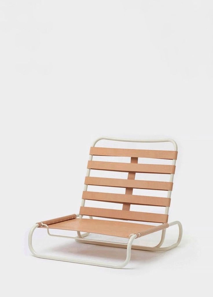 Glen Baghurst 'The Outdoor Events Chair', Folding Low Chair, 2015
