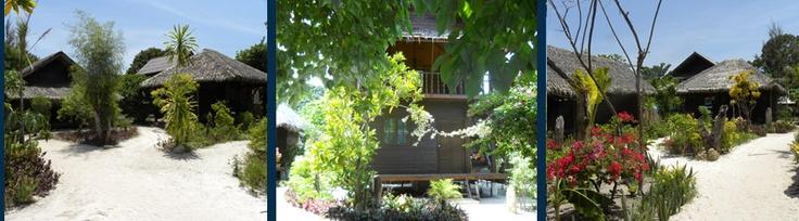 Blue Tribes Garden Beach Resort Koh Lipe Thailand