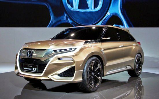 2017 honda ur v price cars pinterest honda and large suv for Honda large suv