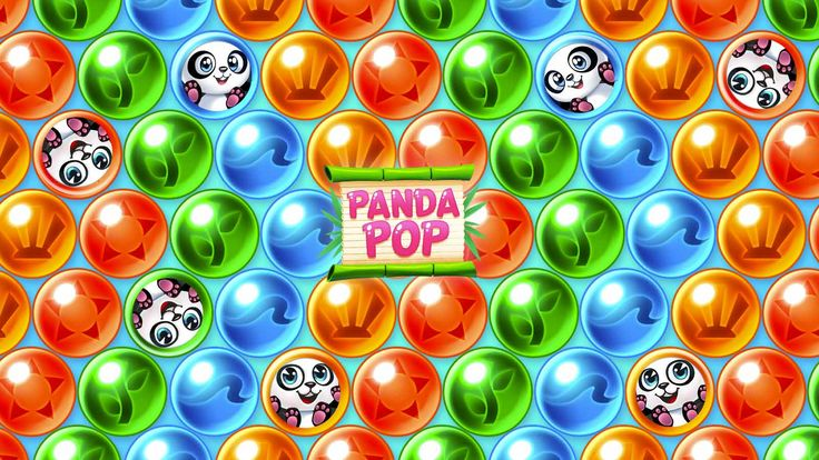 Plan your every pop to rescue baby pandas! An evil baboon has kidnapped & trapped precious panda pups in the jungle. Strategically burst matching bubbles to help beat him & return the cubs to their worried mother! Work your way through increasingly challenging levels and employ the power of the elements to help you in your quest. Bubble-bursting powerups will help you free the pups… combine them for even greater effect!