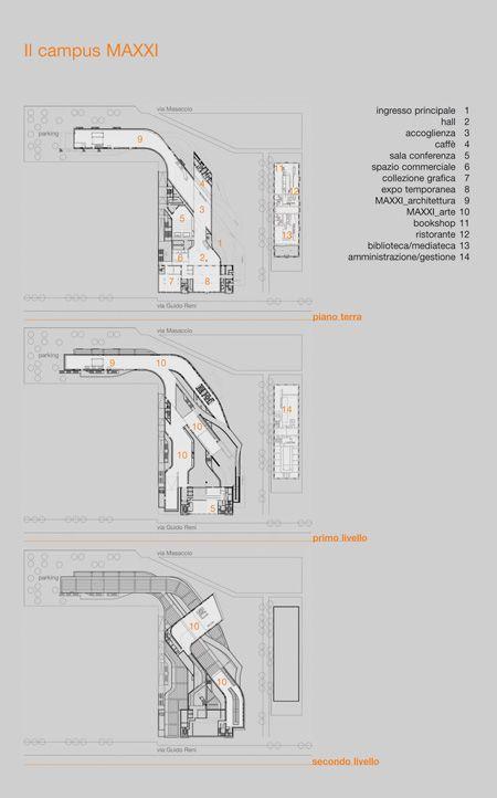 5osA : [오사] :: [자하 하디드] XXI 세기 예술의 MAXXI_National 박물관