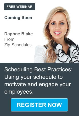 #Schedules #Webinar #Employee #Management