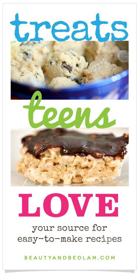Teen Treats Love @jen (Balancing Beauty and Bedlam blog