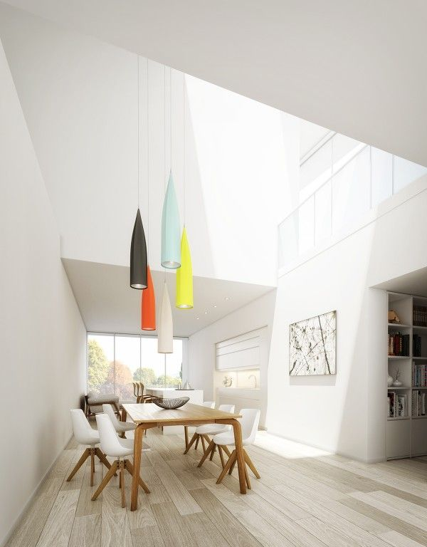 Via Scandinavian Dining Room Design Ideas Inspiration