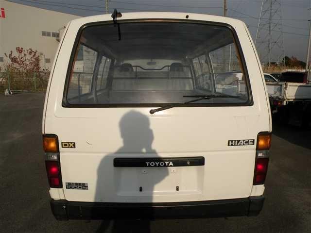 how to change a toyota commuter van to campervan diy