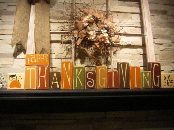 NEW Happy Thanksgiving Pumpkin Tree by PrimitiveExpressions, $45.00