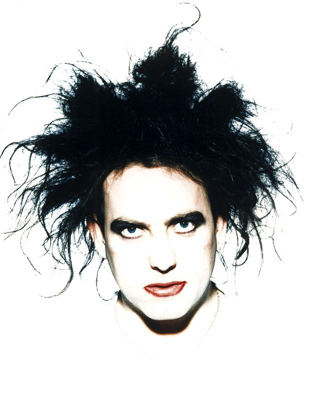 Robert Smith  /// The Cure by ann