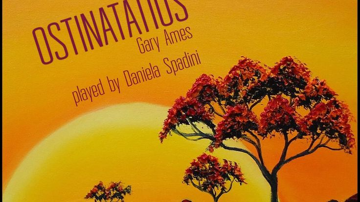 Ostinatatious Of Gary Ames (interpretation, percussion arrangement and p...