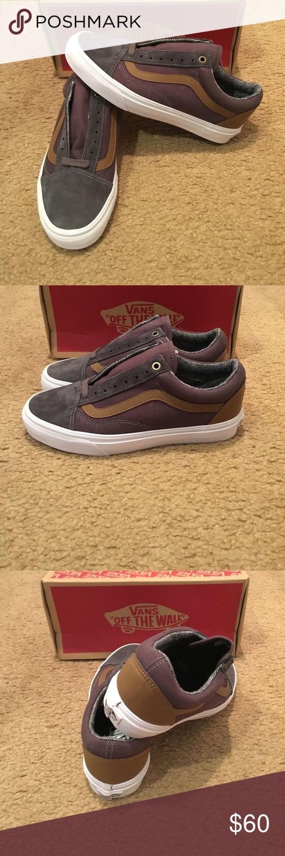C&L Old Skool Vans New with tags. Periscope Vans Shoes Sneakers
