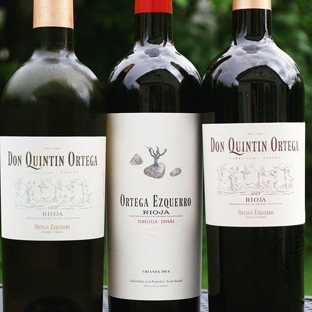Heute Gleich Im Dreierpack Bodegas Ortega Ezquerro Rioja 2016 Blanco Glanzt Mit Dosiertem Holzeinsatz Schmelz Biss Und Struktur Zigarrenkiste Wein Beeren