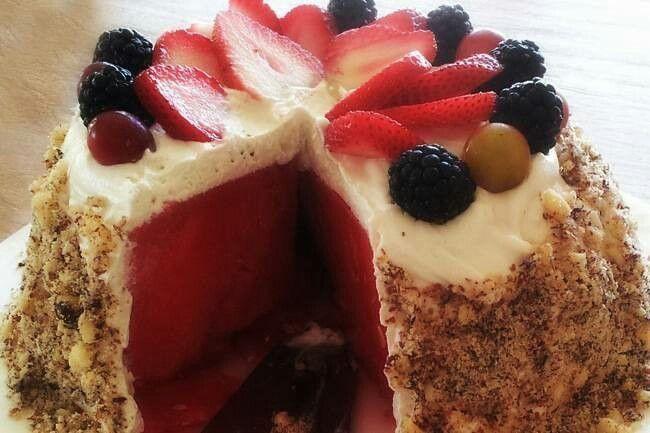 Karpuz Pastası :)