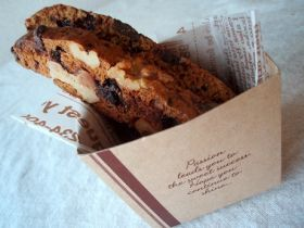 「卵油乳製品砂糖不使用サクサクビスコッティ」auko | お菓子・パンのレシピや作り方【corecle*コレクル】