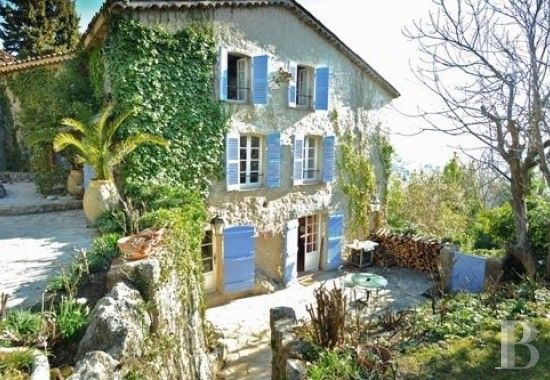 character properties France provence cote dazur farmstead chateau - 1