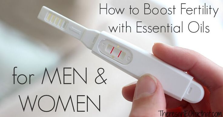 Learn how to boost fertility with essential oils for anything ranging from sexual nervous tension, low sperm count and motility, to complete uterine support.