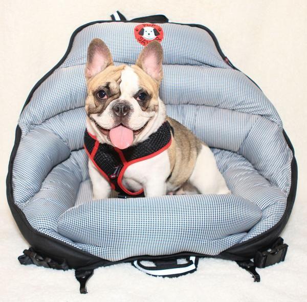 Pupsaver Dog Car Safety Seat