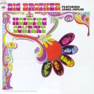 CultureWok - Big Brother & The Holding Company, Janis Joplin