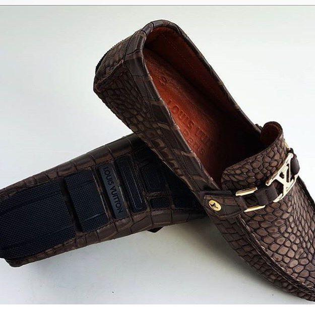 Louis Vuitton Crocodile 249 TL WHATSAPP 0546 261 6163 0553 377 7949 #ayakkabi #deriayakkabi #deriayakkabı #ayakkabı #erkekgiyim #sevgiliyehediye