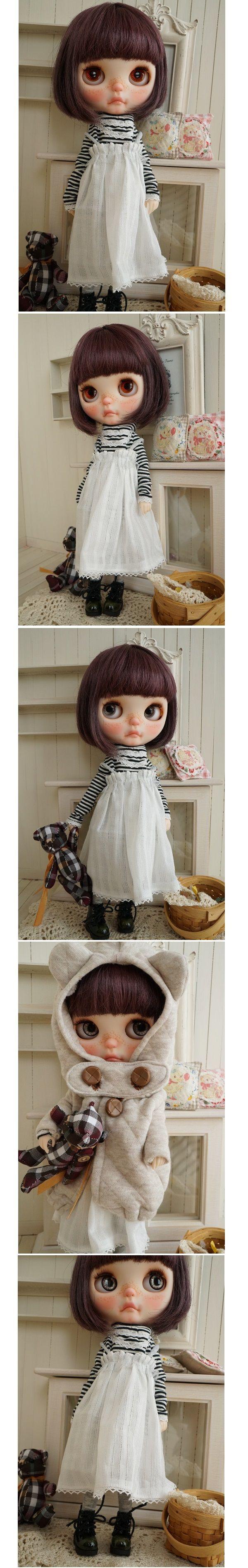 Хэллоуин, Хэллоуин пользовательских Блайт, пользовательские Блайт, Блайт, Блайт куклы, куклы на заказ Blythe, Rinkya, япония