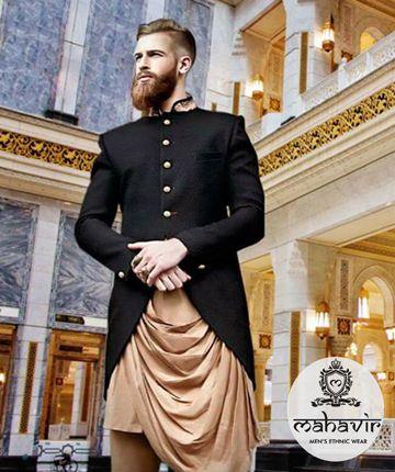 488703e9fc Mahavir Collections – Mens Ethnic Wear! | Rohit bal in 2019 | Mens ...