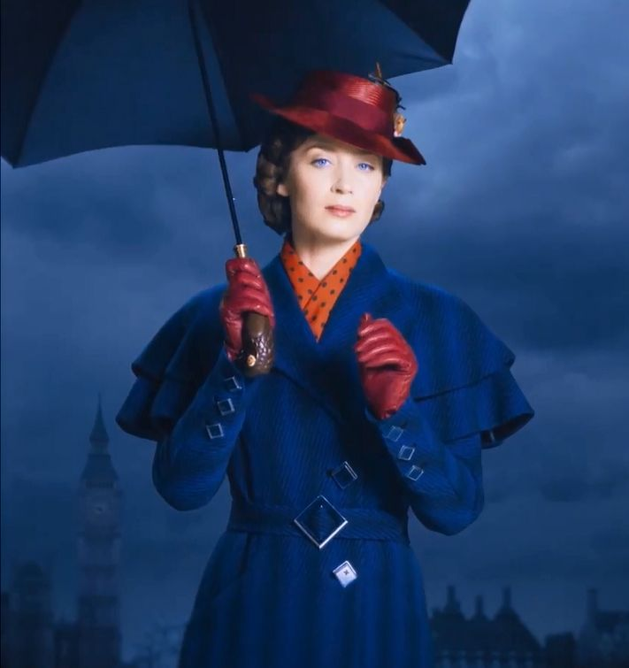 Emily Blunt IS Mary Poppins (If a Bit Overdressed)! | Tom + Lorenzo