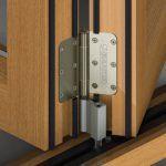 2124-5 bifold door hardware