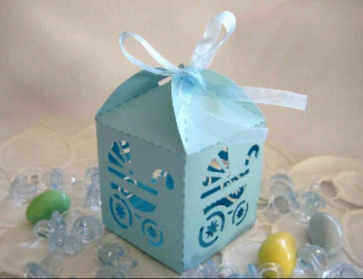 Party favour cute box