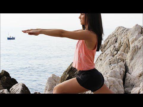 Squats, fentes & fessiers INTENSIFS pour muscler ses fesses - YouTube