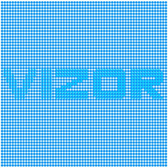 #ArteCinético tendencia de pinturas contemporáneas creadas para producir una impresión de movimiento. #VizorArt  www.vizormobil.com