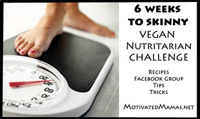 Nutritarian challenge. Interesting!!