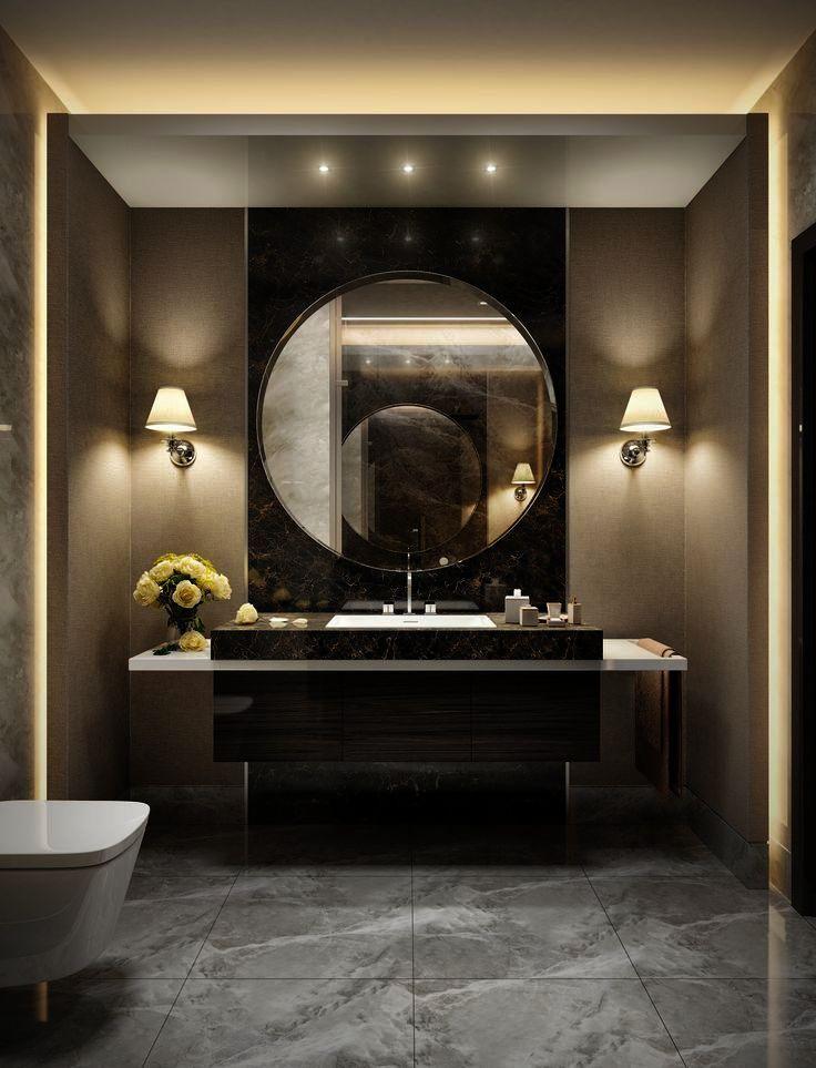 Breathtaking Elegant Bathroom Designs Pinterest 38