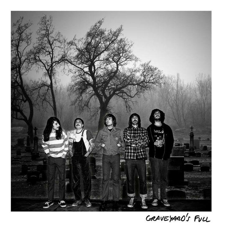 Proyecto Vinilos TheGrowlers - Graveyard's full
