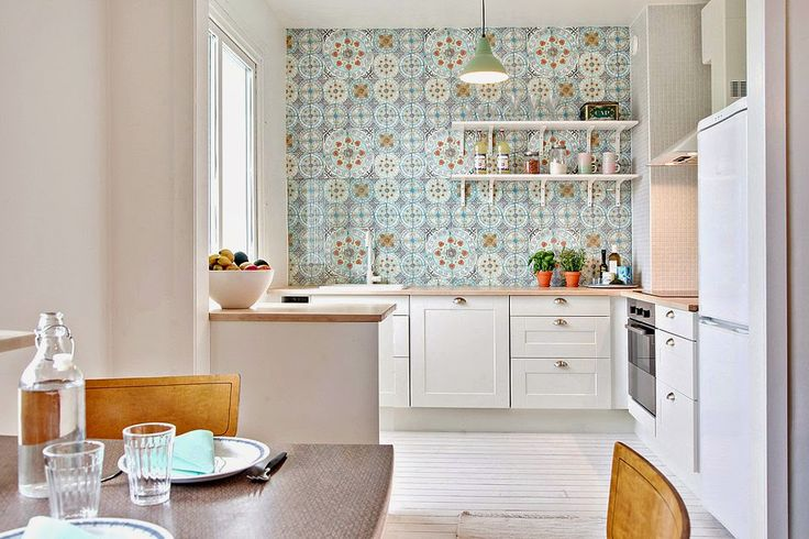 53 Countesses: HOME INTERIORS: 4 cocinas luminosas ♥ 4 shiny happy kitchens