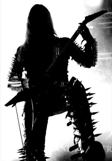 "Gorgoroth ""Heavy Metal Circus"" '08"
