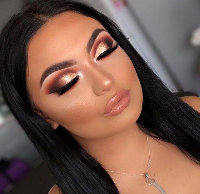 Pinterest Katestaples99 Glam Makeup Look Bronze Eye Makeup Dramatic Eye Makeup