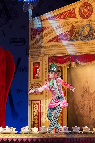 Alice's Adventures in Wonderland — Productions — Royal Opera House
