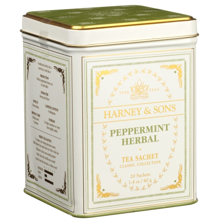 Harney and Sons Peppermint Tea