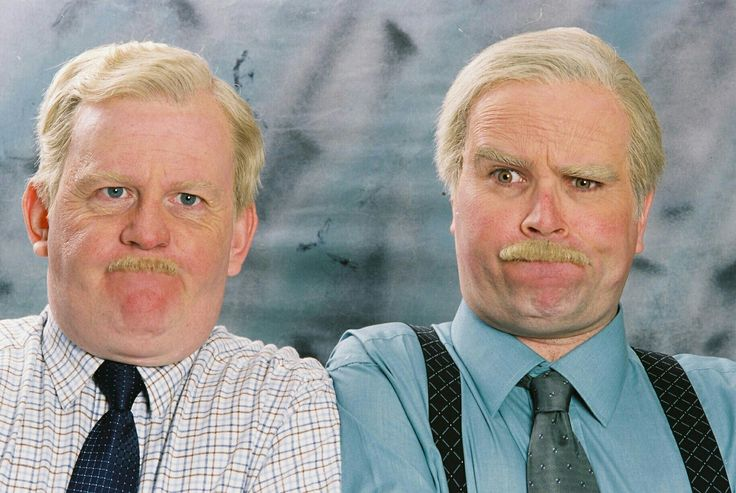 Ford Kiernan and Greg Hemphill as Still Game's Jack and Victor (Photo: BBC)
