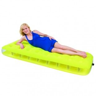 25 best ideas about matelas gonflable on pinterest - Matelas futon 1 personne ...
