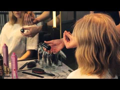 EXCLUSIVE VIDEO! NEW How-To Masterclasses with Celebrity hairdresser George Northwood. George shows you how to do glamourous, relaxed waves and two easy up-d...