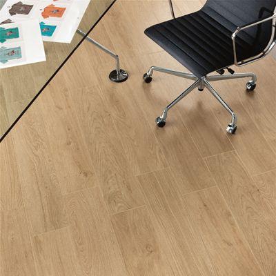 Laminated porcelain tiles wood look Slimtech Wood-stock Kleur Honey Wood