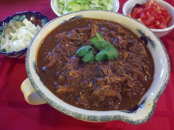 Mexicaanse kip mole uit de slowcooker @ http://allrecipes.nl