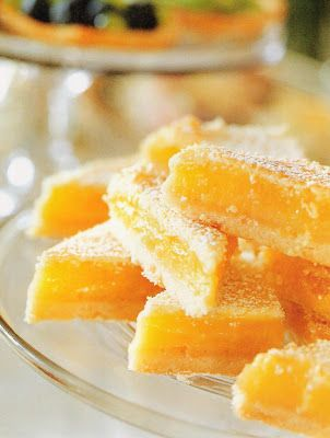 The Style Sisters: Favorite Lemon Bar Recipe EVER!