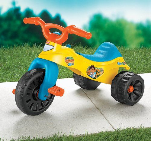 32 best tates 2nd birthday party images on pinterest birthday fisher price go diego go tough trike black friday toys sale price fandeluxe Image collections