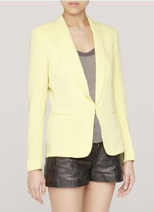 rag & boneCrepe blazer