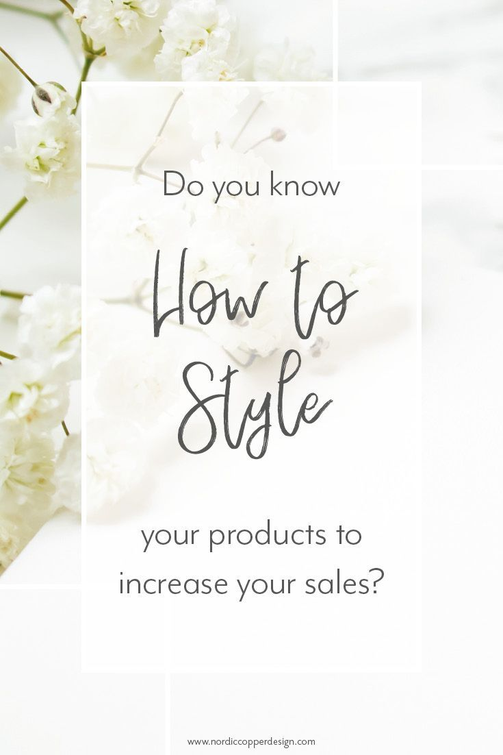 Product styling is incredibly important if you want to connect with your target audience and increase your sales.